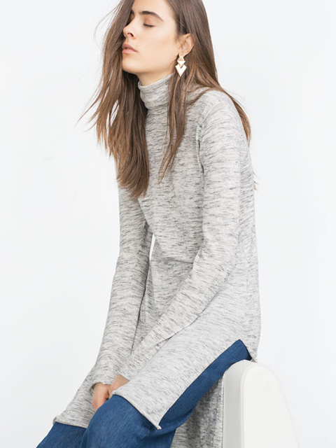 zara sale jumper