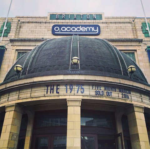 The 1975 at Brixton Academy