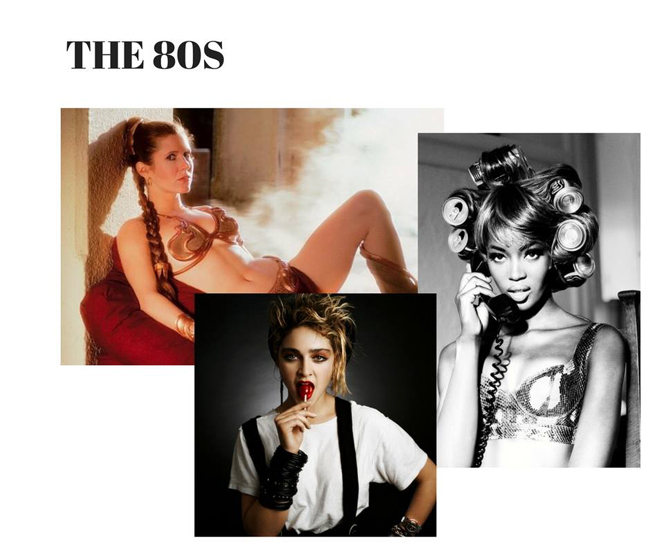80s it girls