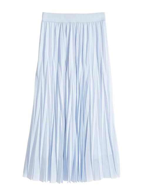 Pleated Skirt | H&M | £39.99