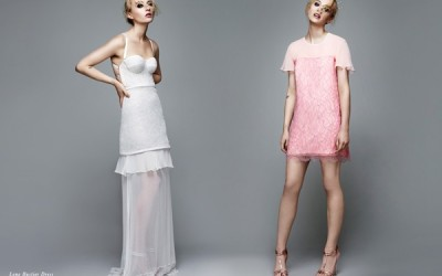 Richard Nicoll | Bridal | Topshop | Collaboration