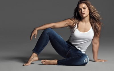 ronda rousey jeans